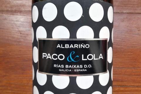 Paco & Lola Albarino Rias Baixas 2016