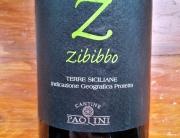 Cantine Paolini Zelino Zibibbo Sicilia IGT 2016