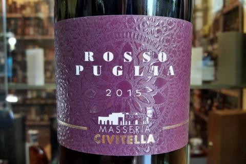 Masseria Civitella Rosso Puglia