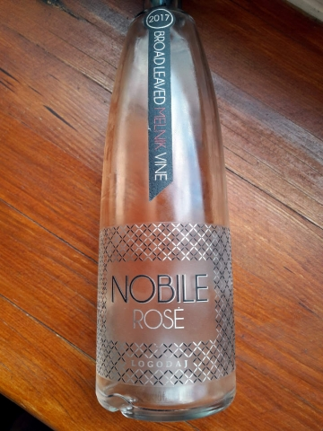 Melnik Nobile Rose Logodaj 2017
