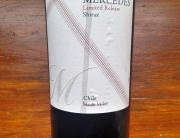 Dona Mercedes Shiraz Limited Release 2013