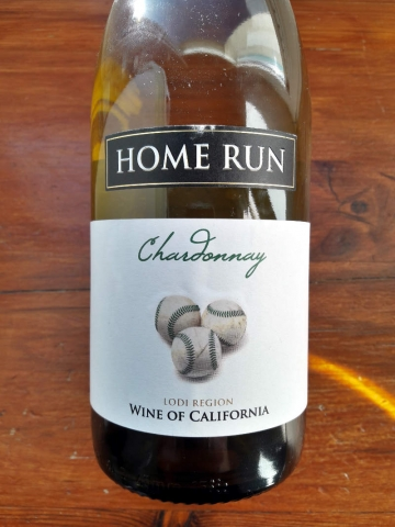 Home Run Chardonnay 2016
