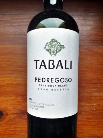 Tabali Pedregoso Gran Reserva Sauvignon Blanc 2016