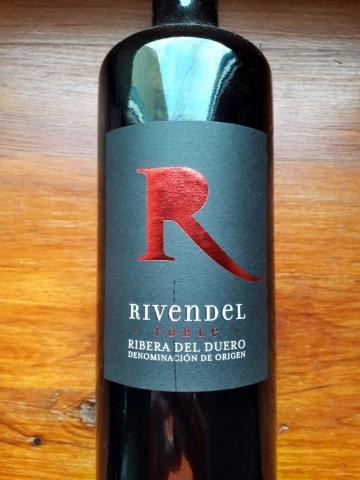 Rivendel Ribera del Duero Roble 2016