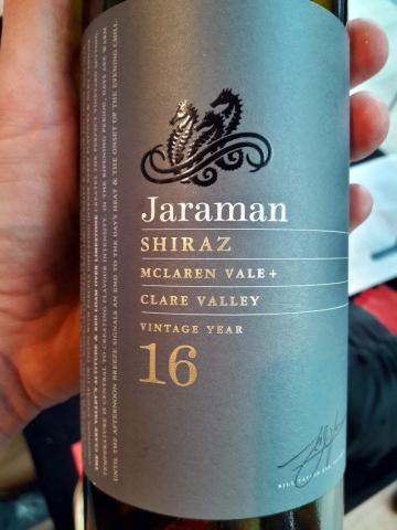 Wakefield Jaraman Shiraz 2016