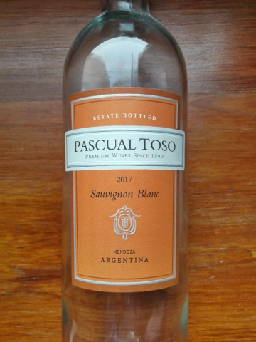 Pascual Toso Sauvignon Blanc