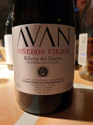 Avan Vinedos Viejos 2016