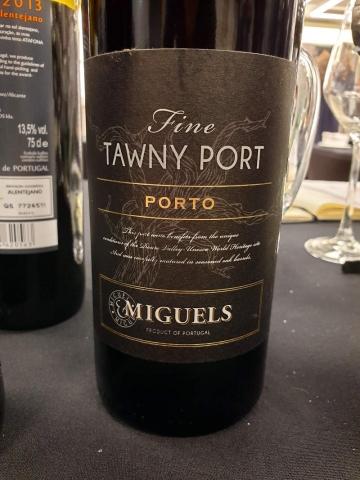 Miguels Porto Fine Tawny